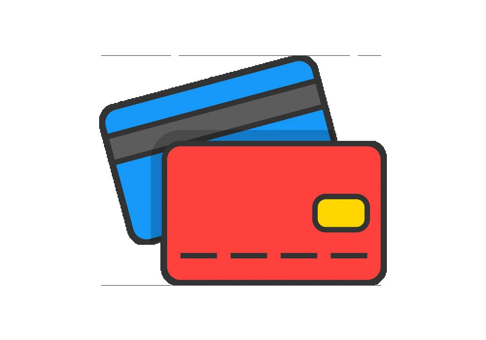 Logo for betalingskort hos onlineeftersyn.dk